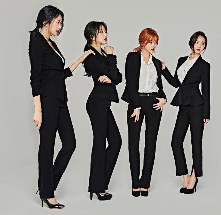 Kpop Idols Kpop Idol Kpop Pantsuit