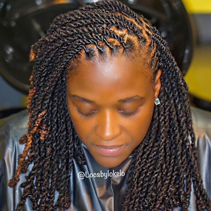 Pin on Locs Hairstyles For Women