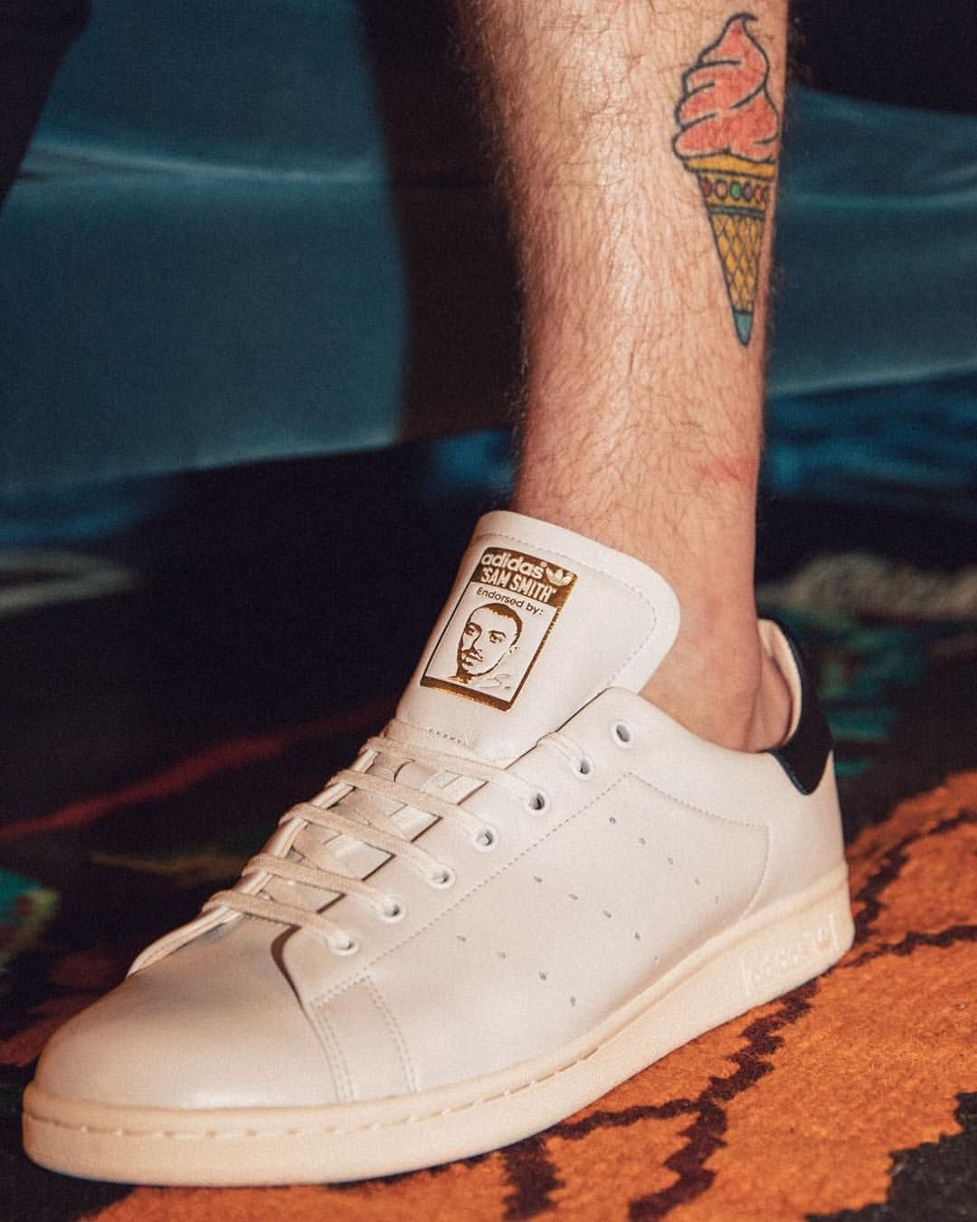 STAN SMITH / SAM SMITH @adidas Thank you so much for this ...