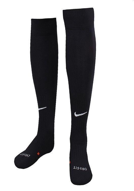 3003d90e6c93 Nike Mens Classic Cushioned OTC Black Soccer Socks SZ 8-12 L SX4120-001   Nike  Athletic