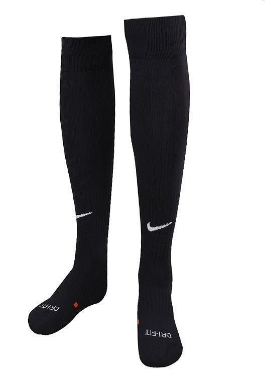 4ed97b4ce Nike Mens Classic Cushioned OTC Black Soccer Socks SZ 8-12 L SX4120-001 # Nike #Athletic