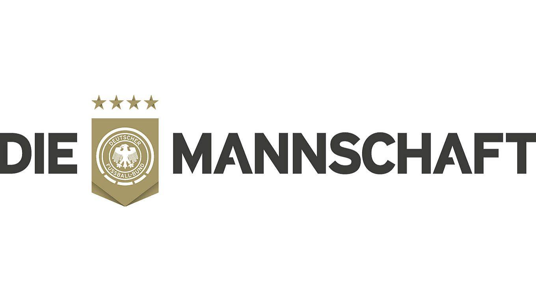 Dfb Prasentiert Neue Wort Bild Marke Die Mannschaft Mannschaft Logos Tech Company Logos