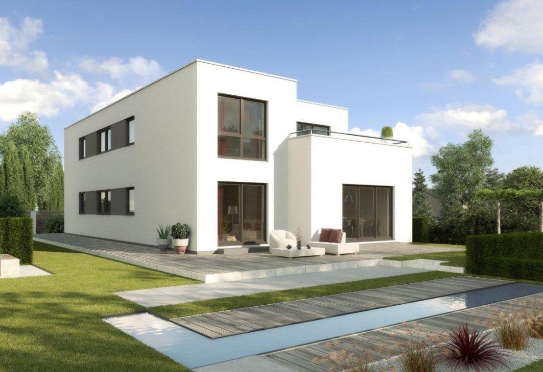 Ancona Luxuriöses Zweifamilienhaus in BauhausOptik