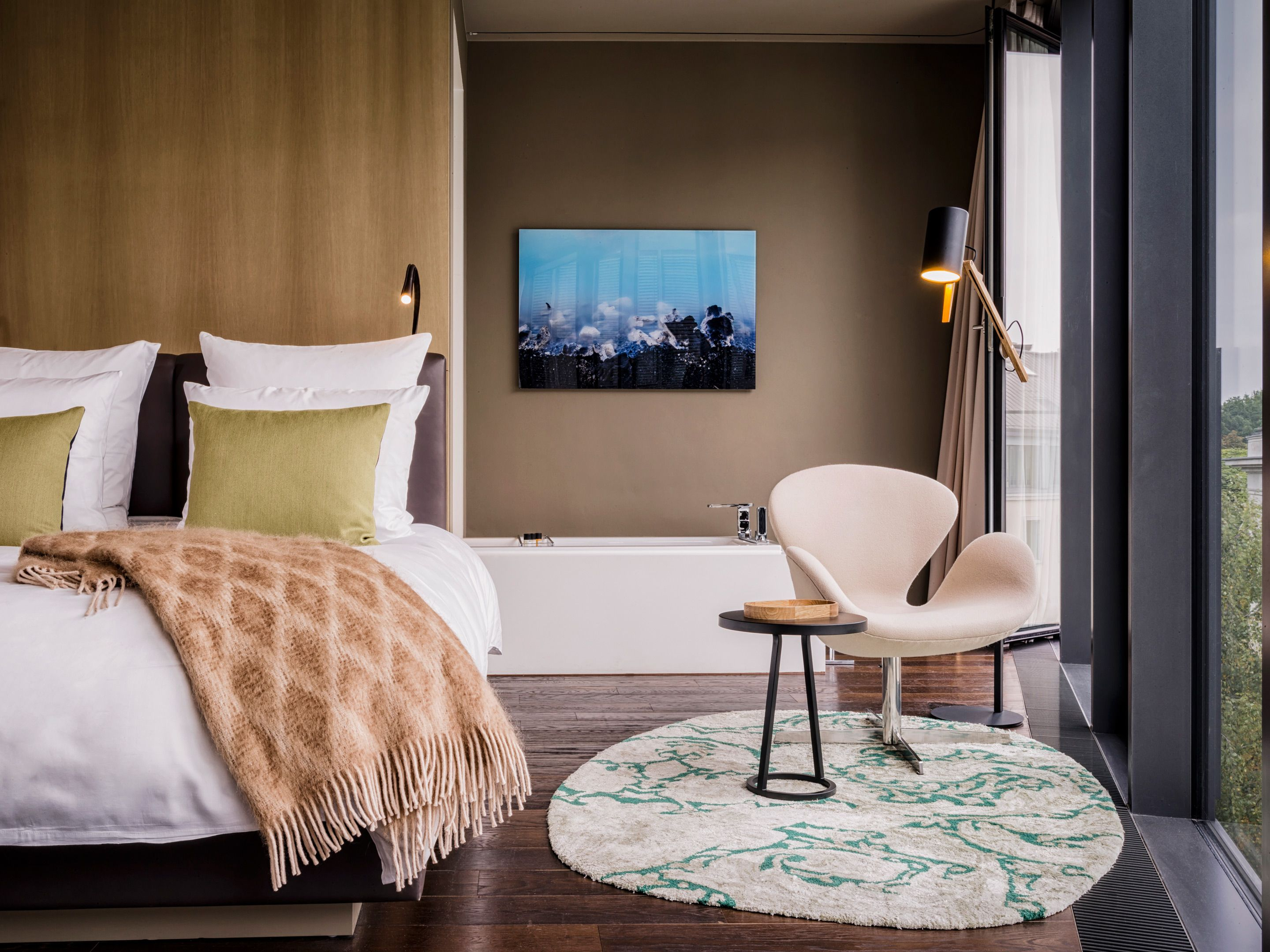 Rooms & Suites at Das Stue in Berlin, Germany - Design Hotels™