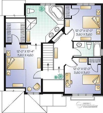 Visitez notre site internet pour voir les planchers et photos de - site pour plan de maison
