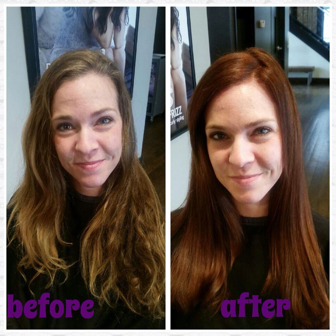 Cut And Color By Gina At Namaste Salon Spa In Wheatonil Namaste