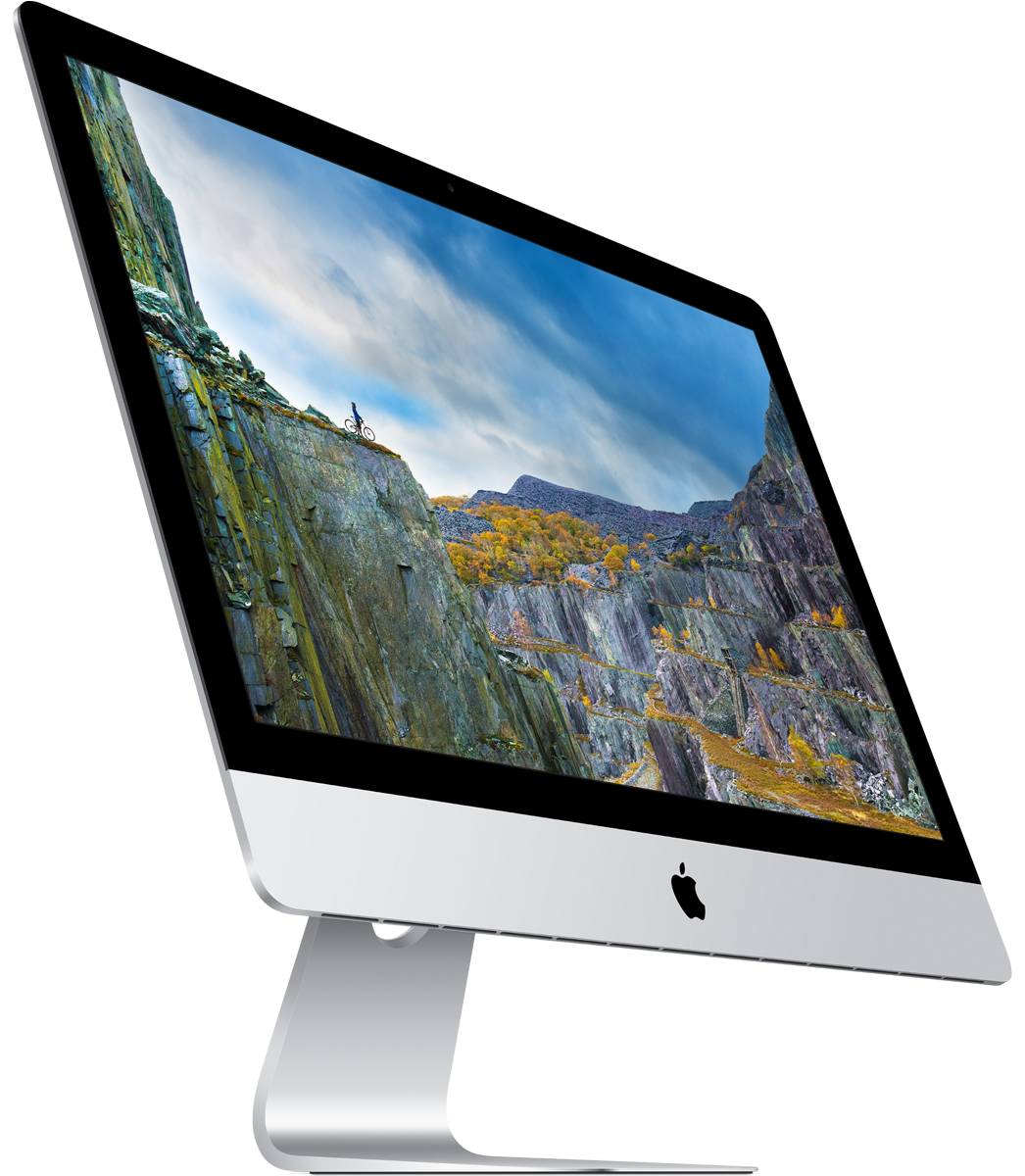 Ingenious Apple Imac 27-inch late 2013 3.2 Ghz I5 16gb Ram 1tb Fusion Cracked Screen 4gb