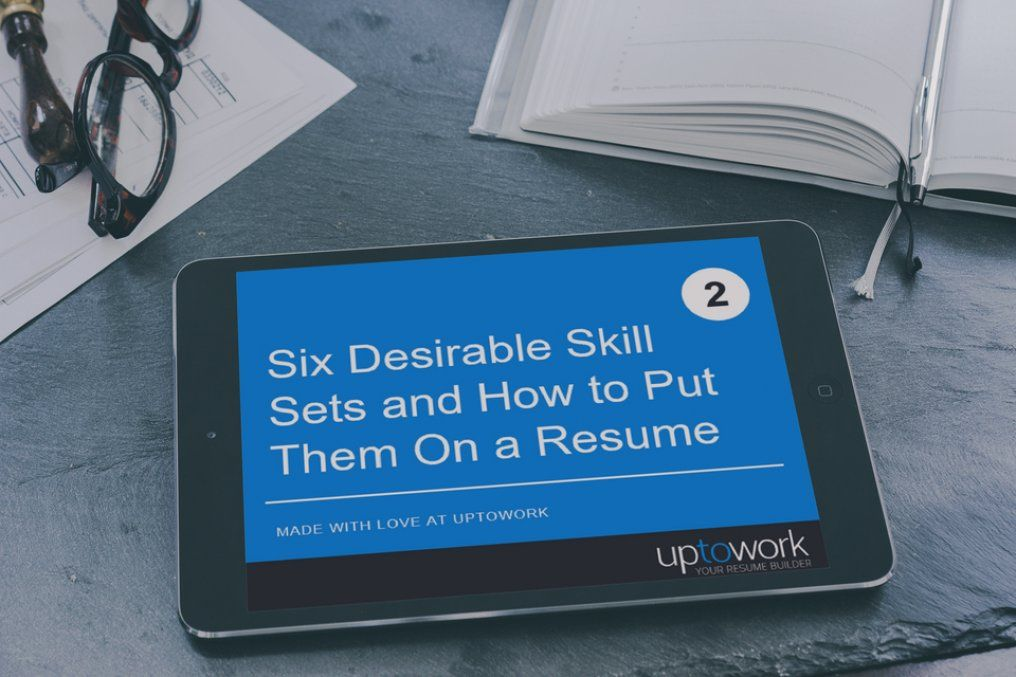 Zety (uptowork) on Pinterest - resume generator