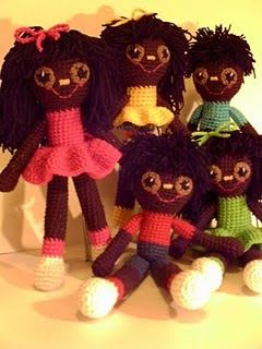 Dolly Donations: Adorable Free Crochet Doll Pattern!