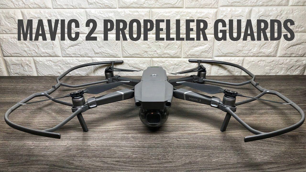 Dji Mavic 2 Pro  Zoom Propeller Guards