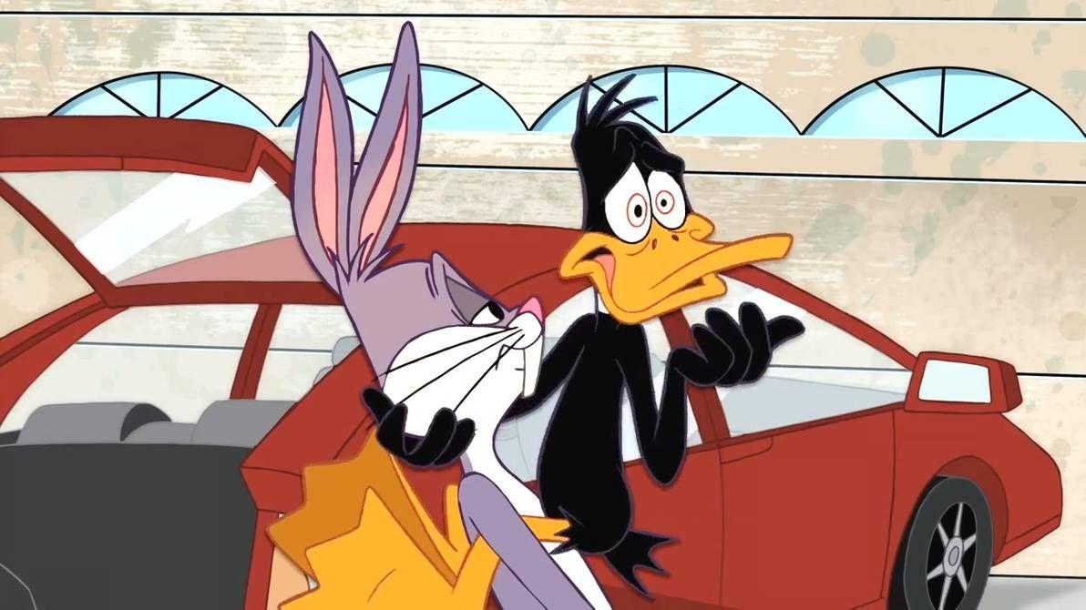 Looney Tunes Show S1 E8 Bugs Daffy 1 By Https Www Deviantart Com Giuseppedirosso On Deviantart Looney Tunes Show Looney Tunes Looney Tunes Characters