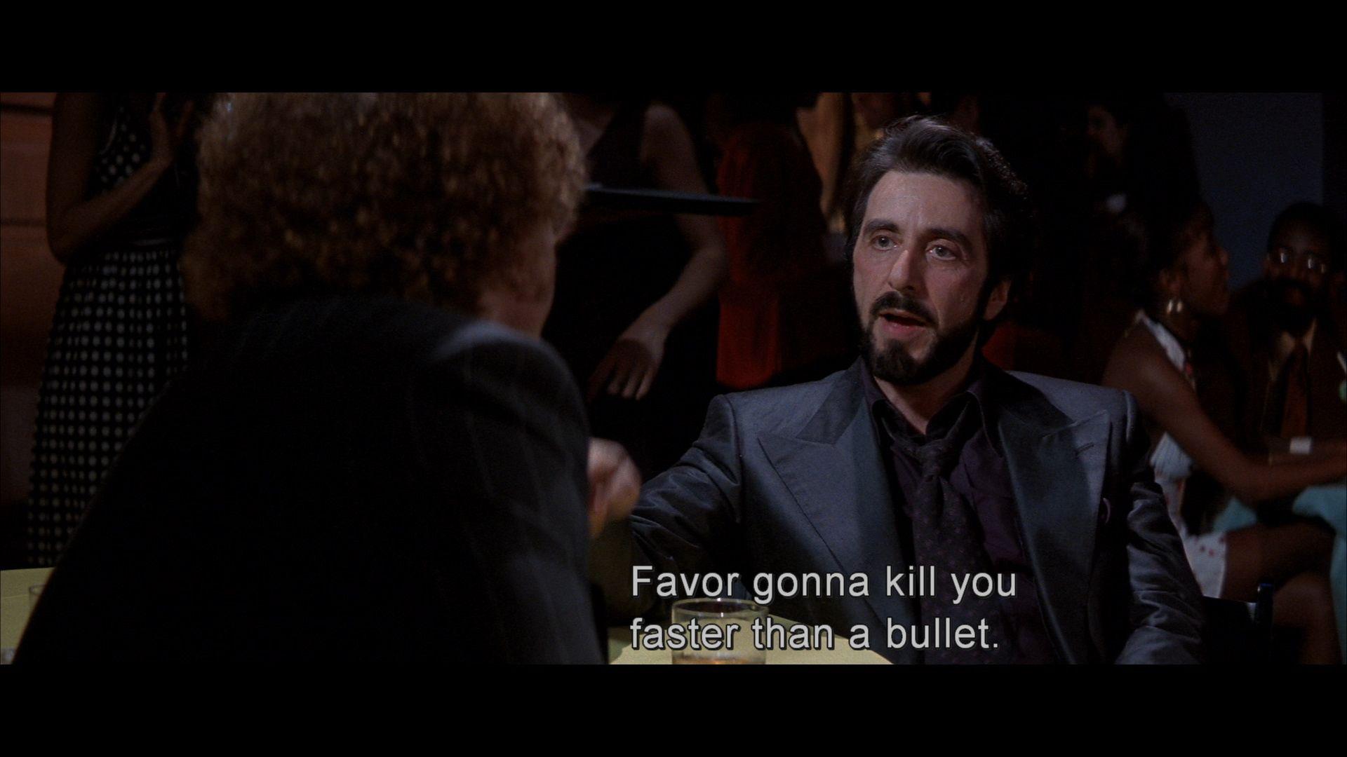 al pacino in carlitos way 1993 movies pinterest movie
