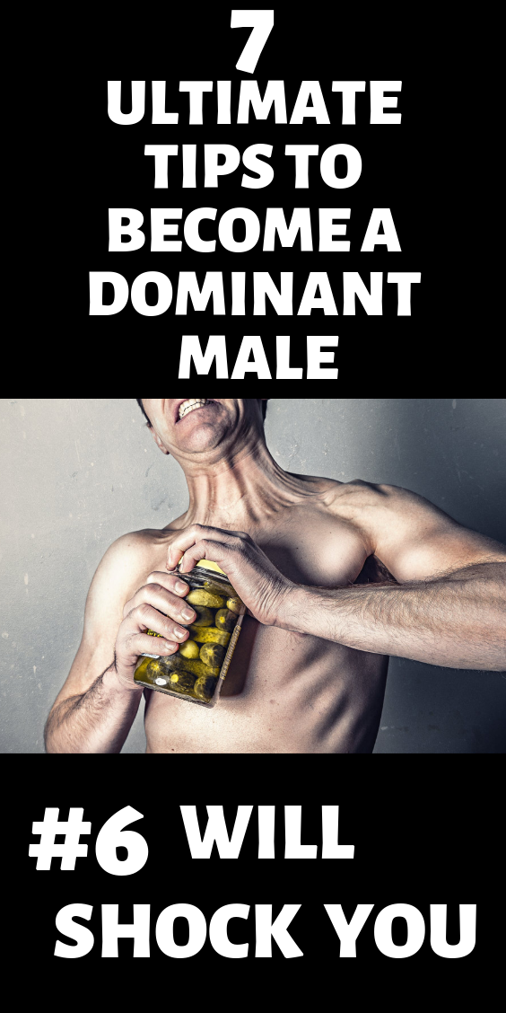 How to find a dominant male