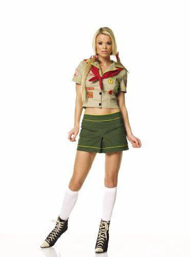 Slutty girl boy scout galleries