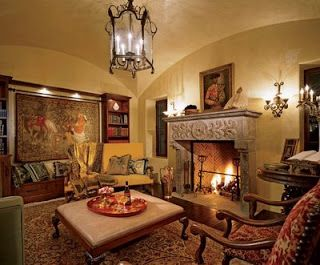 spanish colonial decor | ... Design Accessories to Decorate in a Rustic Spanish Colonial Style
