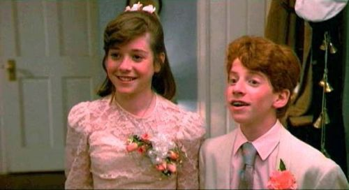 Willow and Oz!! Alyson Hannigan as Jessie and Seth Green as Fred in 'My Stepmother Is an Alien' from 1988 (OMG!!)