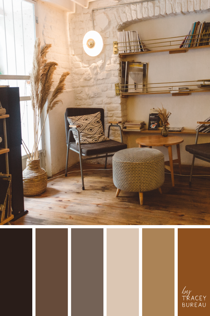 Color Inspired Palettes | byTraceyBureau