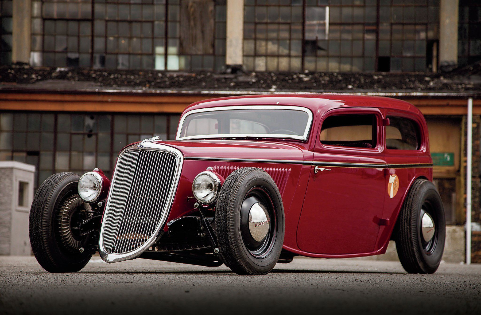 View this 1934 Ford Sedan 16X4 Early Ford Wheels Photo 1. Kirk ...