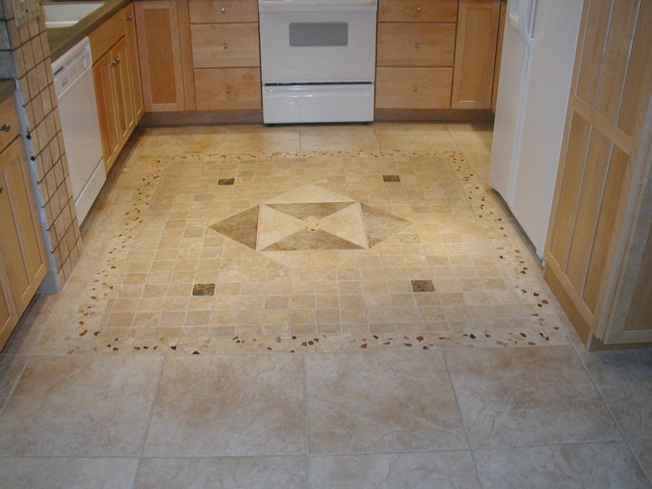 Entryway Tile Design Kitchen