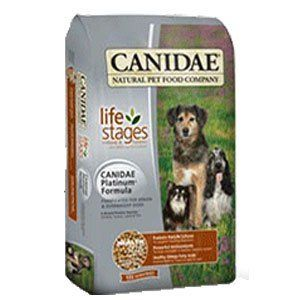 Canidae Platinum Formula For Seniors And Overweight Dogs Dry Dog