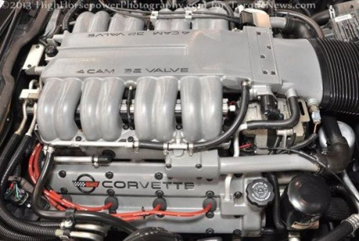 Chevrolet Corvette C7 Or C8 Dohc 6 2 Liter Lt5 V8 For Mid Engine