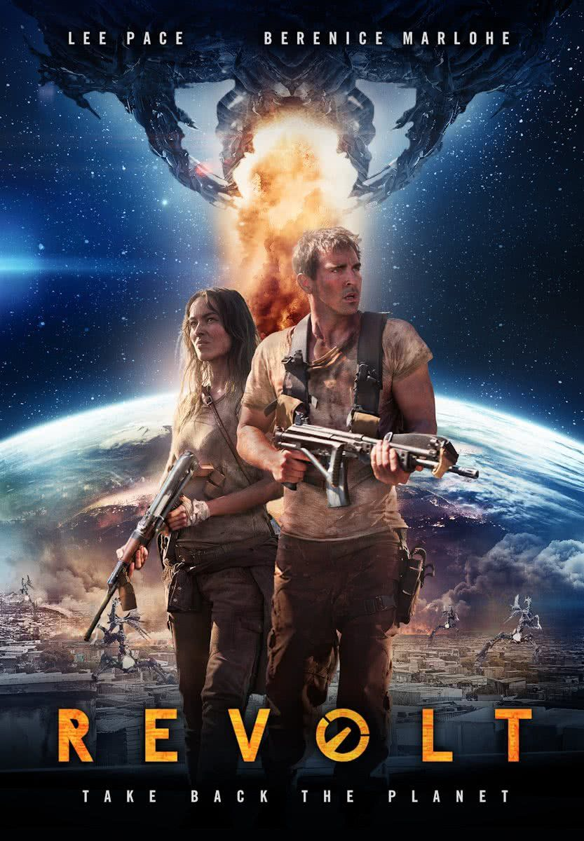 Revolt 2017 Sci Fi Action Dir Joe Miale English Movies Online Free Movies Online Streaming Movies Free