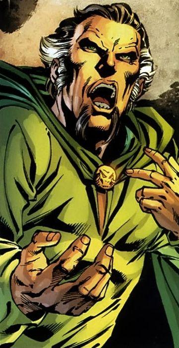 Dc Universe Online Ras Al Ghul
