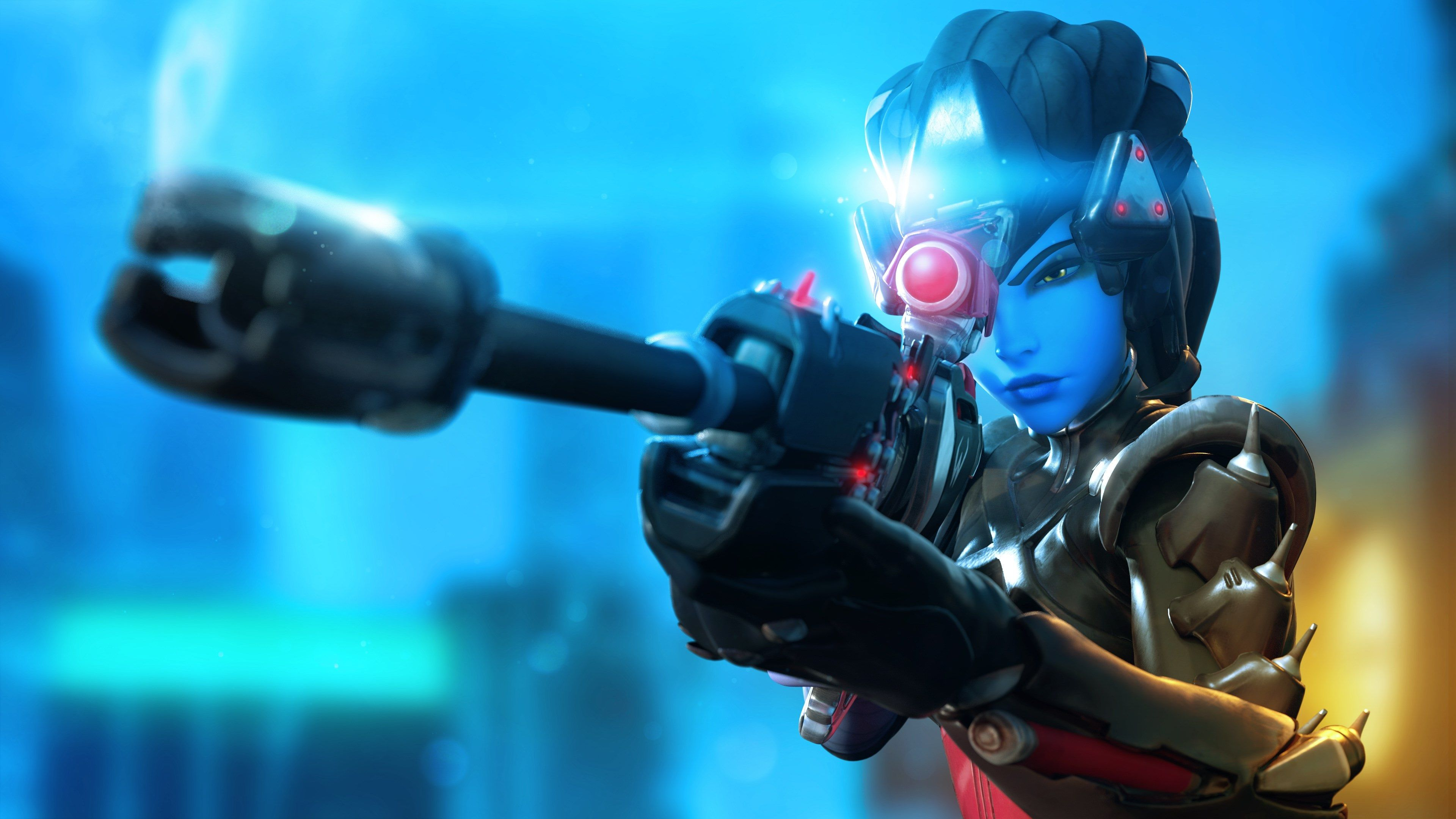 3840x2160 Overwatch 4k Ultra High Definition Wallpaper En