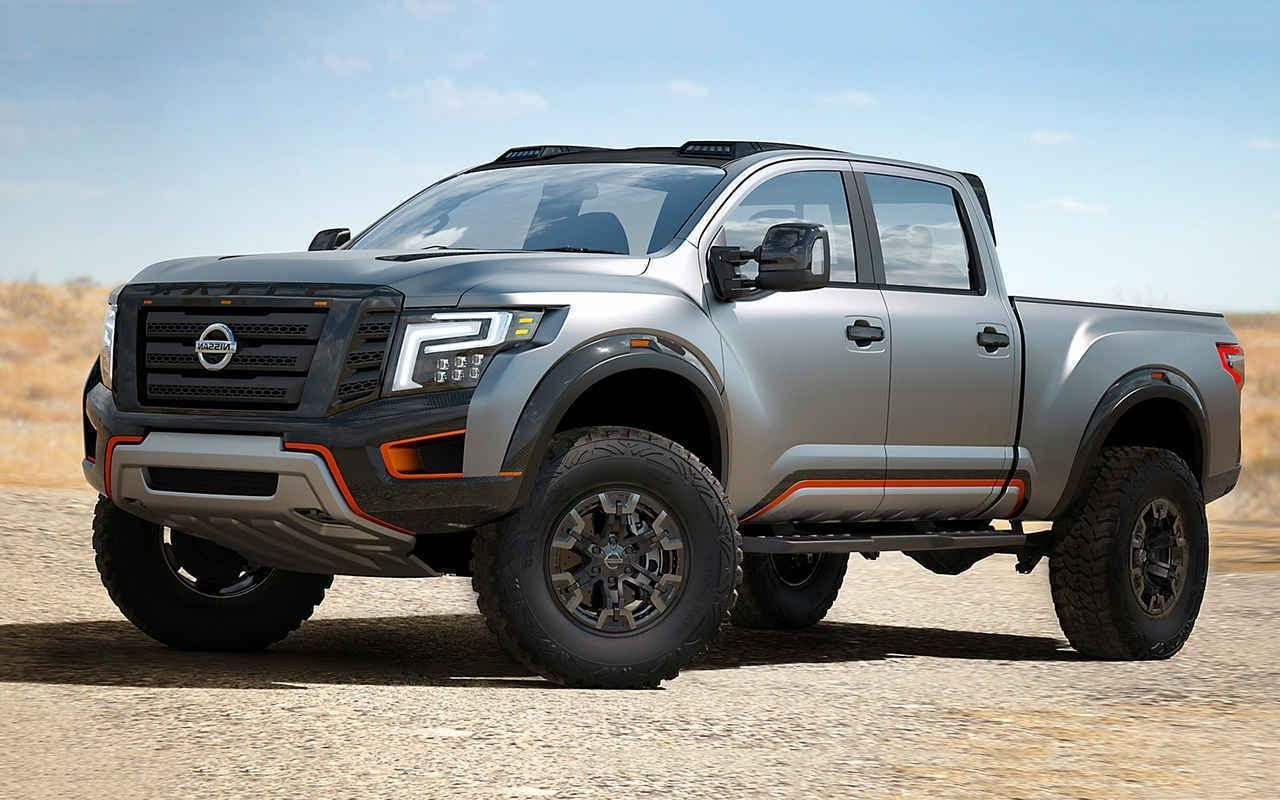 2019 Nissan Titan Warrior Concept Specs New Concept Cars Within