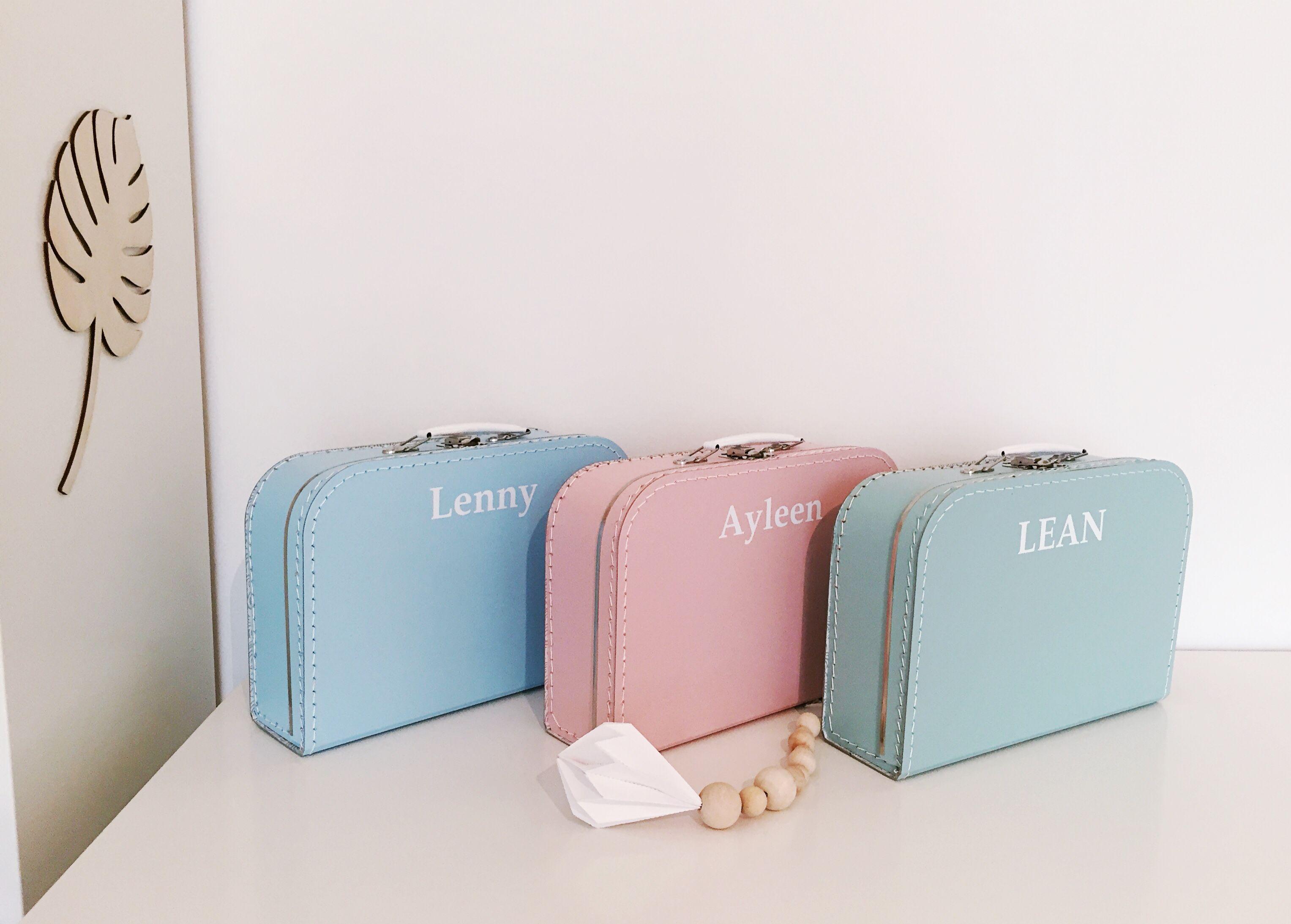 Personalisierte Koffer