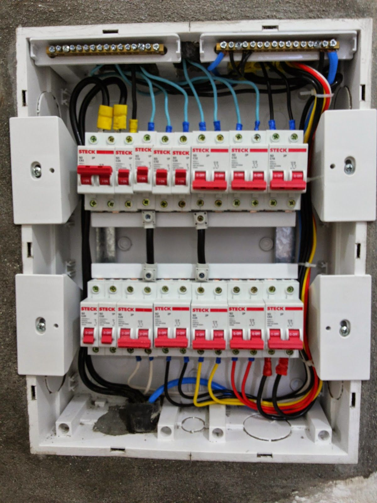 Imagem Relacionada Esquema Elctrico In 2018 Pinterest Wiring Distribution Board