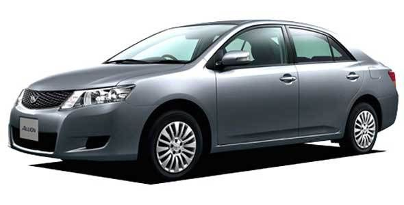 Toyota Allion A15 2016 Specifications And Overview Toyota Car