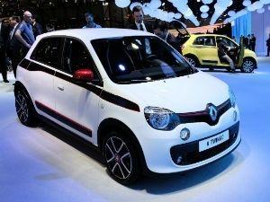 Geneva 2014 New Rear Engined Renault Twingo Revealed Geneva