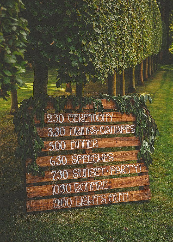Charlotte and Ed's Relaxed Woodland Garden Wedding in Hertfordshire by Howell Jones Photography - Boho Wedding Blog #weddings