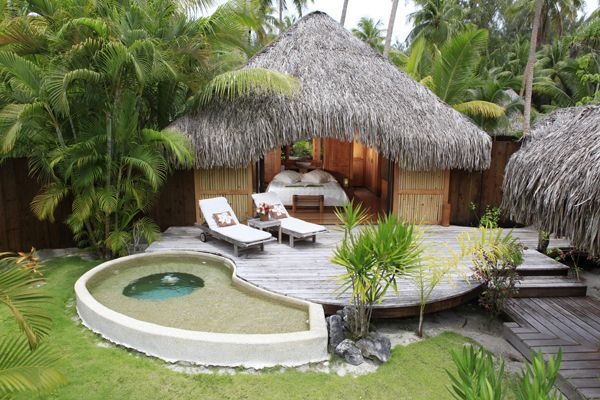 Garden Pool Suite At The Bora Bora Pearl Beach Resort Spa Https Www Facebook Com Tahitidotcom Photos Albums Destinations Location