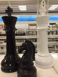 Home Decor Chess Pieces Giant Royal Party Alice In Wonderland