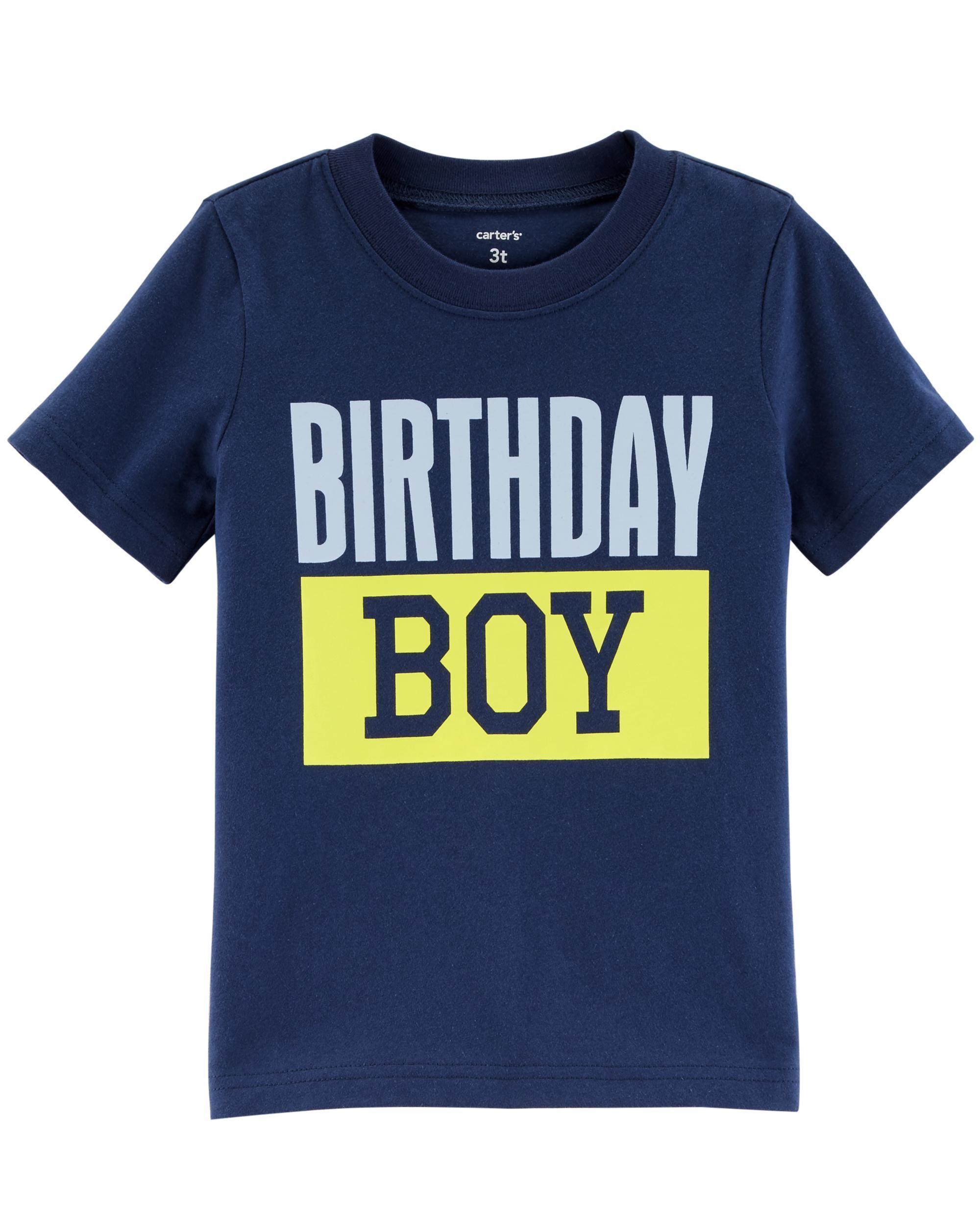 Birthday Boy Jersey Tee Kids Birthday Shirts Boy Birthday Baby Boy Shorts