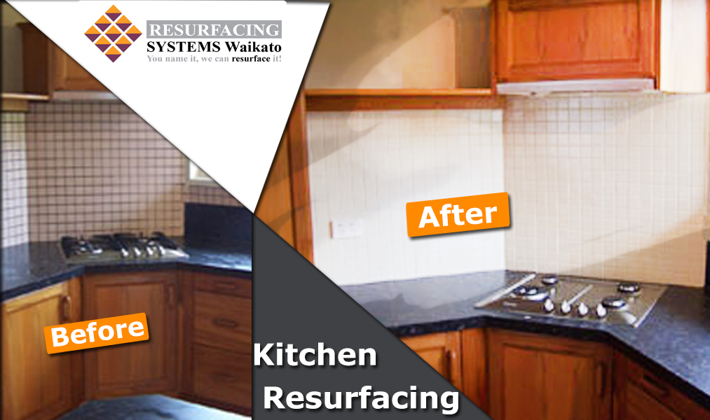 Kitchen Resurfacing At An Affordable Price In Auckland Kitchen Kitchen Cupboards Resurface