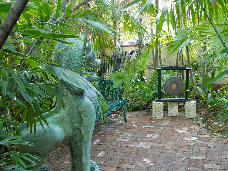 One Of The Nicest Hotels In Key West, The Gardens Hotel Is Also Dog  Friendly.