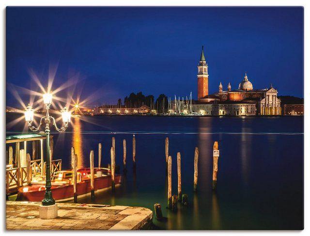 Photo of Artland Art Print Poster »M. Viola: Venice San Giorgio Maggiore «buy online | OTTO