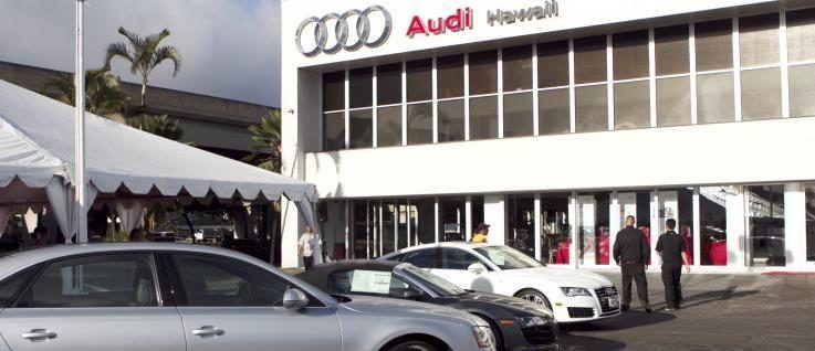 Awesome Audi Of Hawaii