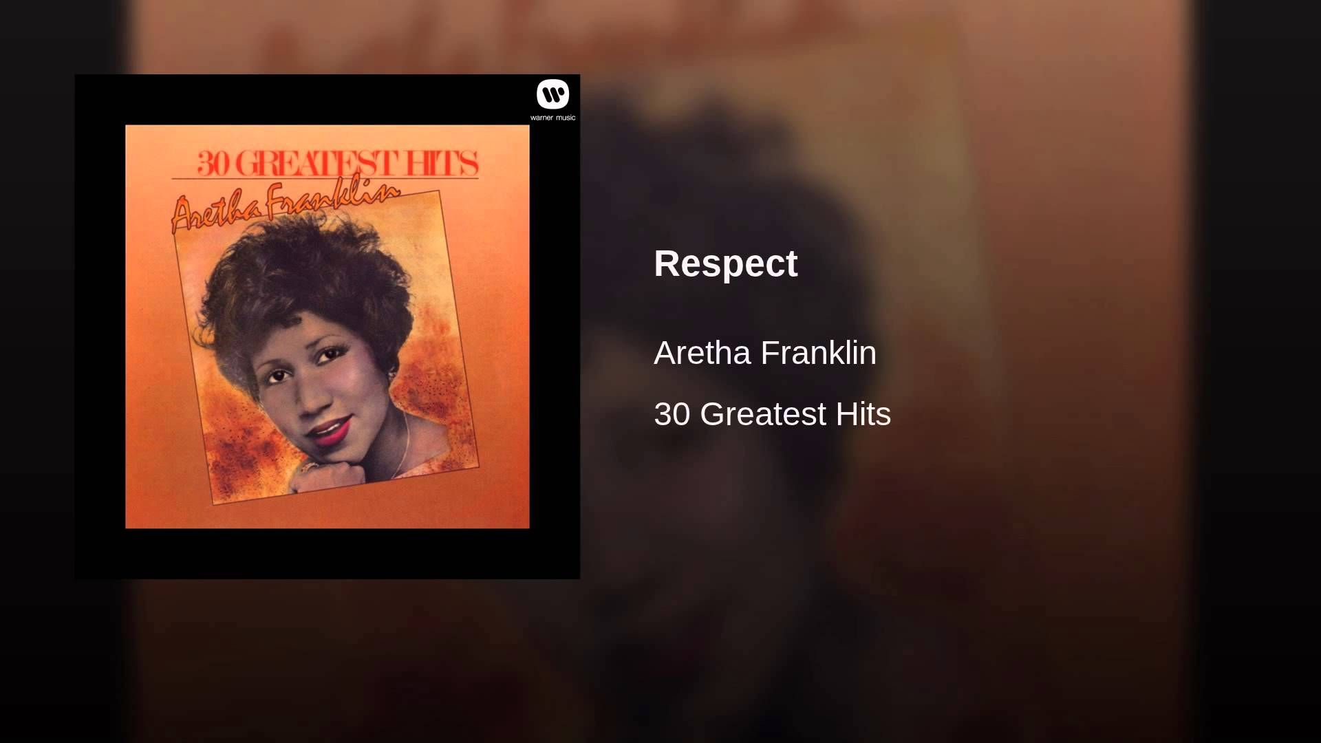 Respect Youtube Aretha Franklin Bridge Over Troubled Water