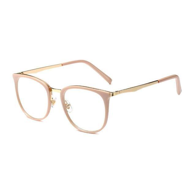Photo of Molniya Fashion Women Glasses Frame Men Eyeglasses Optical Frame Oj78