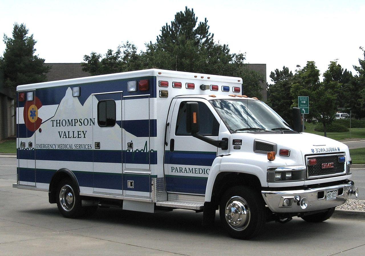 Category Gmc Ambulances Wikimedia Commons Ambulance Emergency