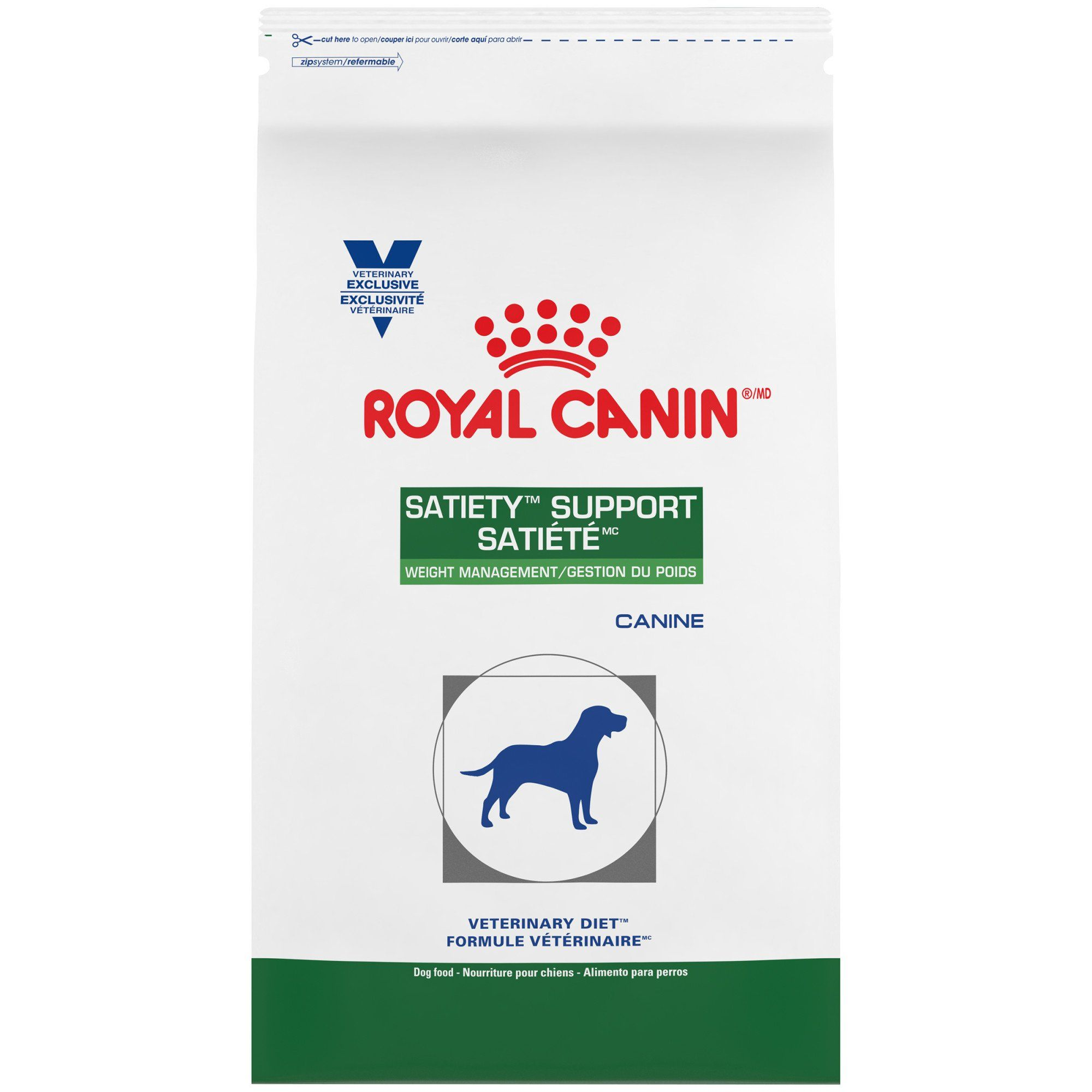 Royal Canin Veterinary Diet Canine Satiety Support Dry Dog