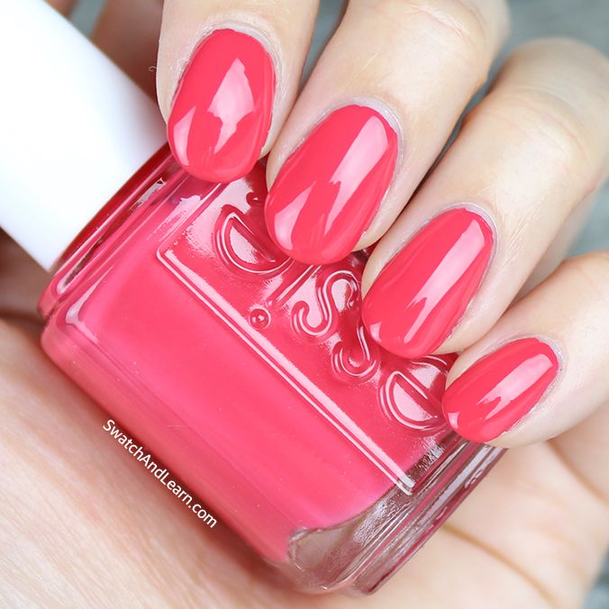 Essie Berried Treasures from the Summer 2016 Collection is a juicy ...