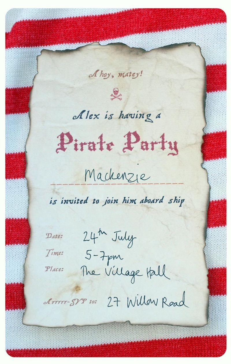 Party pieces | Pinterest | Free printable, Birthdays and Pirate birthday