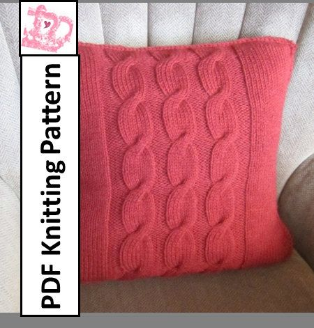 Pdf Knitting Pattern Knit Pattern Pdf Cable Knit Pattern Cable