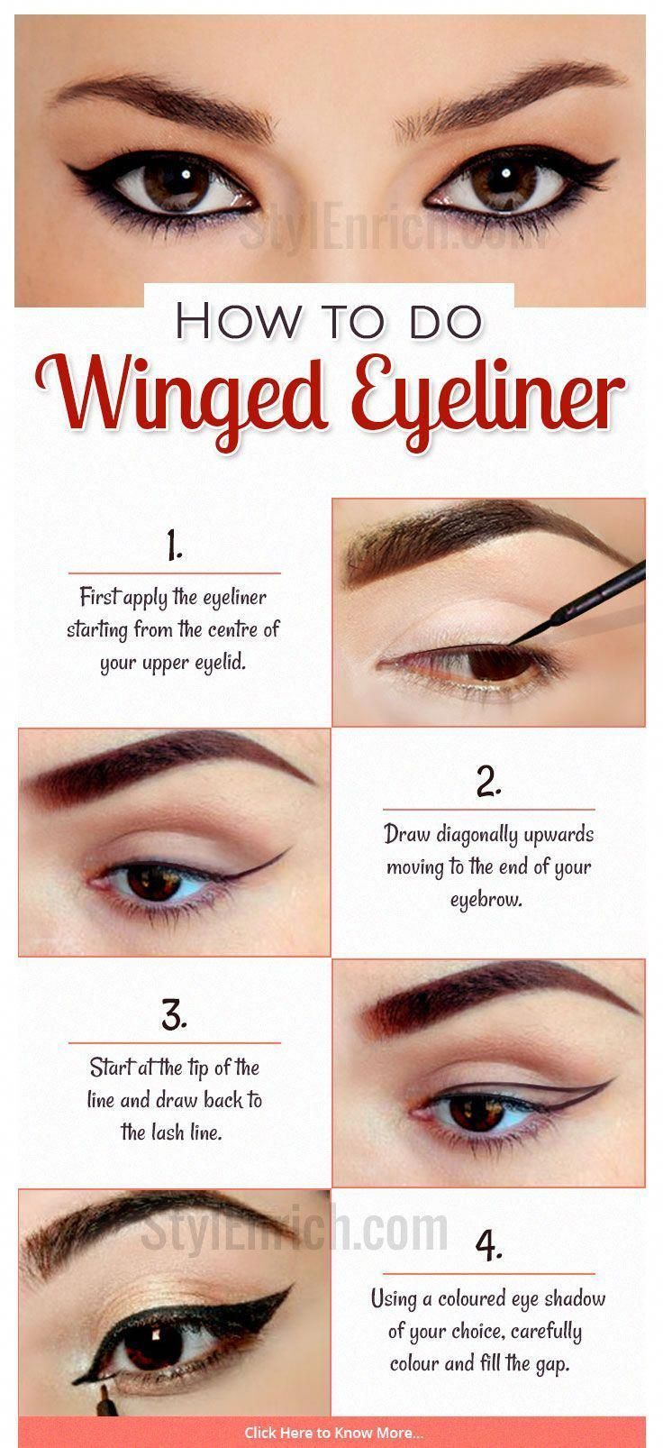 7 Simple Skin Care Tips Everyone Can Use Eyeliner for