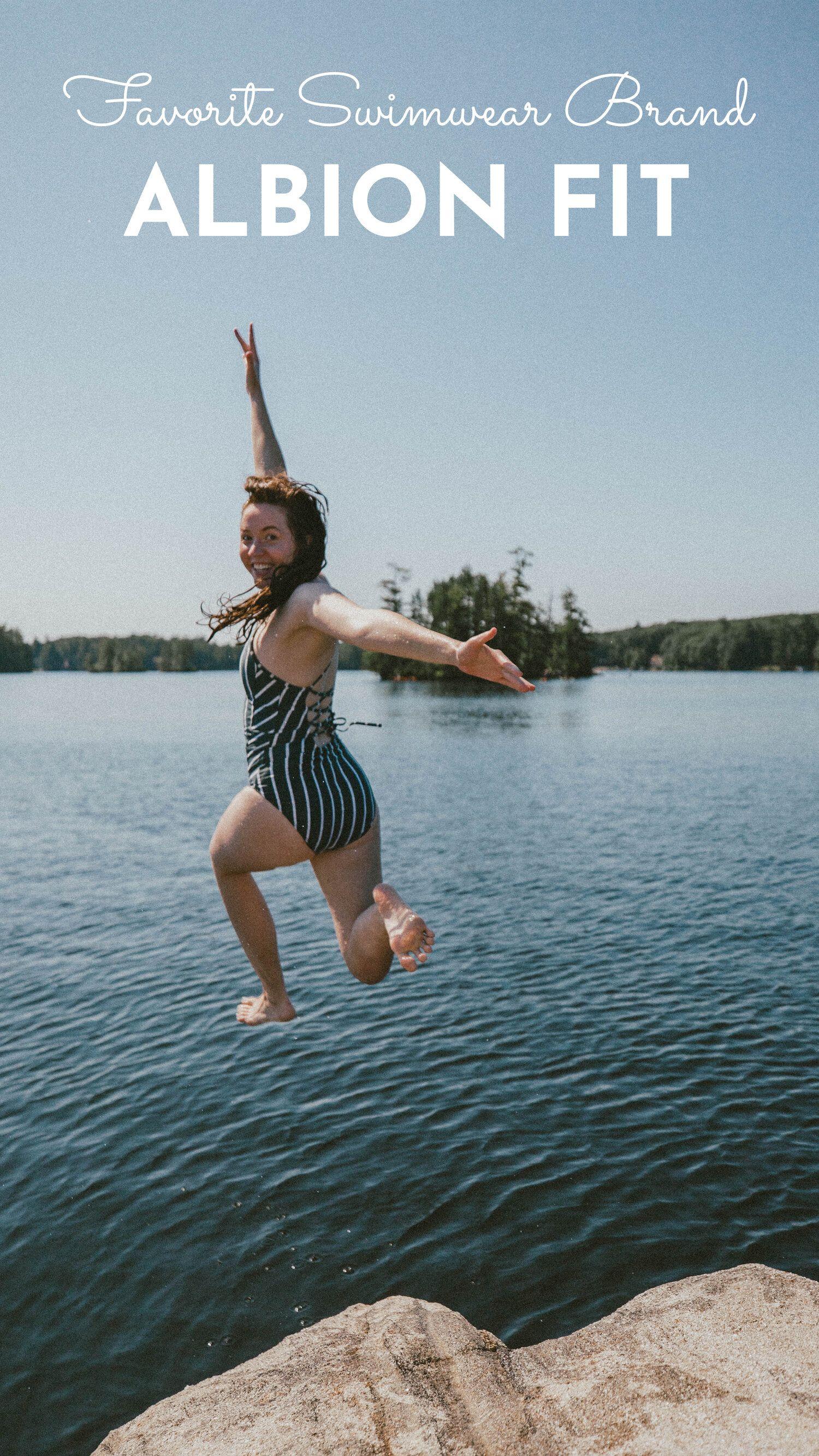 Best swimwear brand albion fit in 2020 swimwear brands
